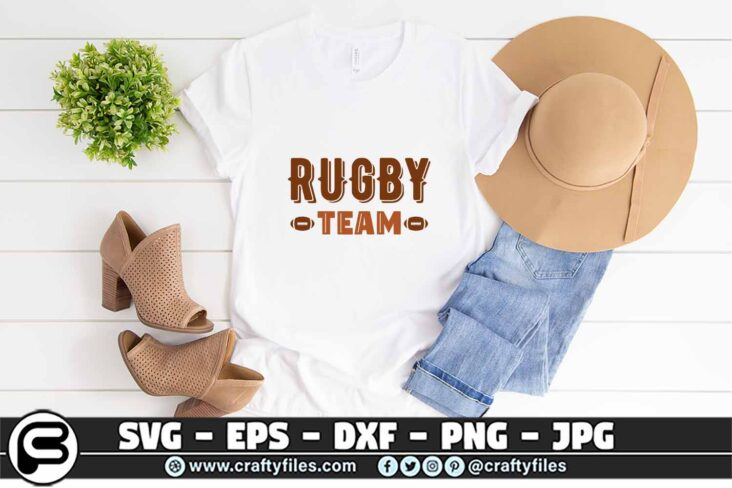 079 rugby Team Ball 3 2T Rugby Team SVG, Rugby sport SVG, Rugby Ball SVG Cut Files