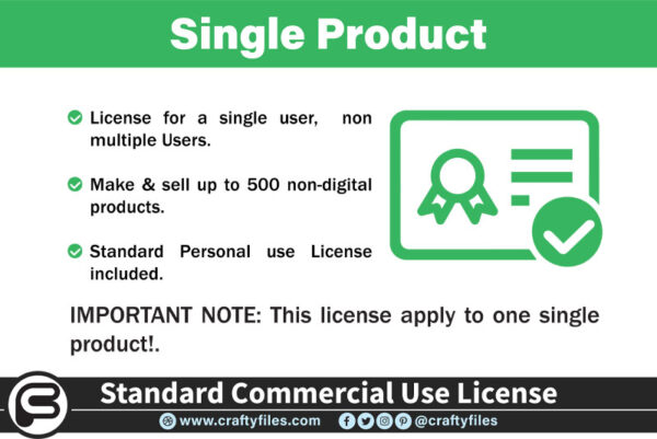Standard Commercial Use License