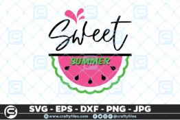 157 Sweet summer 5 4D Craft Designs