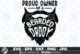 182 proud owner of a bearded daddy 5 4D Crafty Files | Home