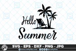 186 hello summer 5 4D Crafty Files | Home