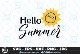 190 hello summer 5 4D Crafty Files | Home