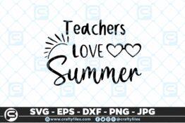 192 Teachers love summer 5 4D Crafty Files | Home