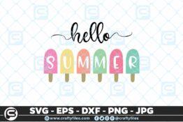 199 Hello summer 5 4D Crafty Files | Home