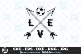 102 Love Soccer SVG Soccer SVG Soccer mom SVG Soccer T shirt SVG 5 4D Love Soccer SVG Soccer SVG PNG Cutting Files