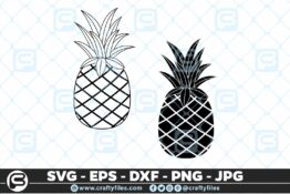 108 Ananas Pine Apple 5 4D Craft Designs
