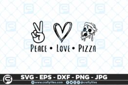 149 Peace love pizza 5 4D Crafty Files   Home
