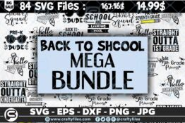 210 mega bundle back to shcool Bundles