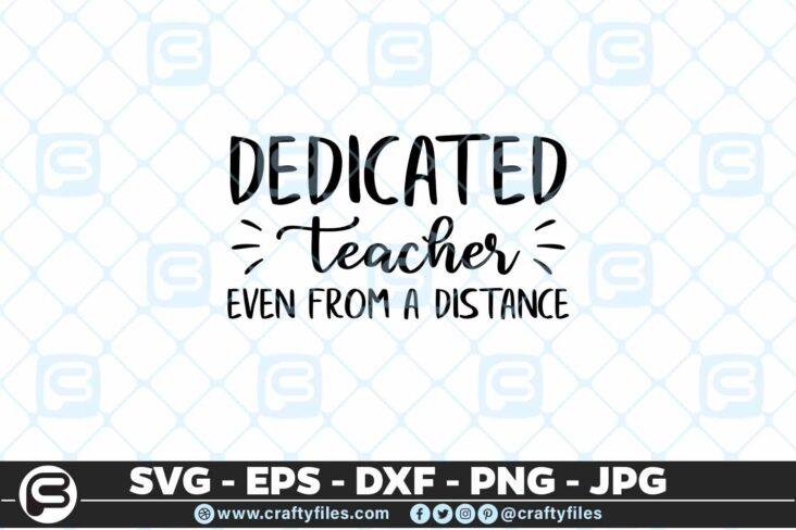 213 1 Dedicated teacher even from distance 5 4D Mask Design Dedicated Teacher Even From Distance SVG