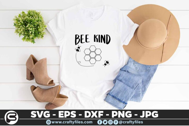 222 bee kind bee honey 5 4T Bee Kind Bee Honey SVG Be Kind SVG Honey SVG