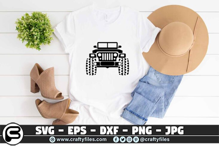 227 Jeep car outdoor 3 2T Jeep SVG Car SVG Outdoor SVG PNG Mountain SVG