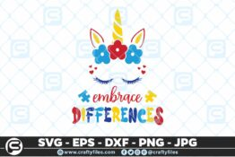 230 Embrace differences 5 4D Crafty Files   Home