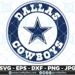 236 Dallas cowbos cercle star 3 2D Checkout
