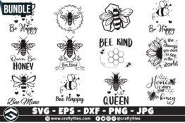 278 Bee Bundle Crafty Files | Home