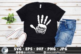 281 Jeep Car in Hand 3 2TW Bundle of 30 Jeep SVG Jeep Life SVG Jeep Car SVG Outdoor SVG PNG Mountain