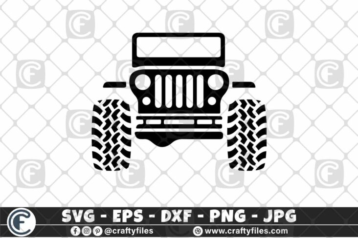PNG 01 031 3 2D Bundle of Jeep SVG For Girls SVG Jeep Car SVG Outdoor SVG PNG Mountain