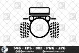 PNG 01 041 3 2D Bundle of Jeep SVG For Girls SVG Jeep Car SVG Outdoor SVG PNG Mountain