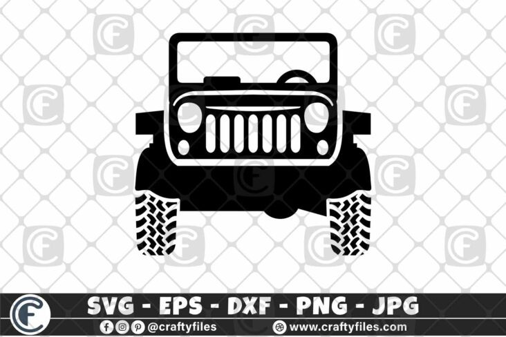 PNG 01 06 3 2D Bundle of Jeep SVG Jeep Life SVG Jeep Car SVG Outdoor SVG PNG Mountain