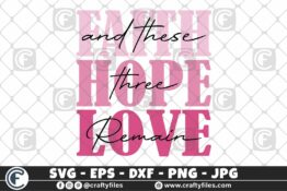 327 Faith hope love and the three remain 3 2D Crafty Files   Home
