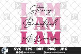 328 I am Strong beautifull a women 3 2D Crafty Files   Home