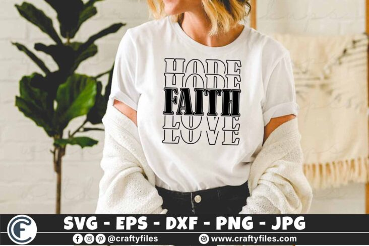 330 Hope Faith Love 3 2 T N F Classy at the Core SVG Hood around the edge SVG Classy Girl svg Cut File for cricut and silhouette
