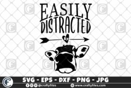348 easily distracted by cows heifer farm farming 3 2D Crafty Files | Home
